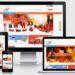Thiết kế web bán thiết bị phòng cháy chữa cháy giá tốt